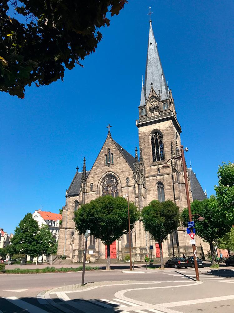 聖モリス教会